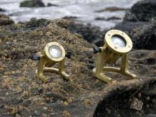 Focus Industries (Fii) SL-33-AC - Brass Underwater Light