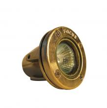 Focus Industries (Fii) SL-40-SM - Brass Underwater Light