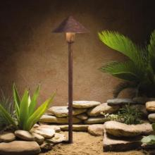 Kichler 15439TZT - LANDSCAPE PATH LIGHT TEXT TANNERY BRNZ