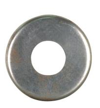 Satco Products Inc. 90/2056 - Steel Check Ring Curled Edge 1/8 IP Slip - Unfinished 1""