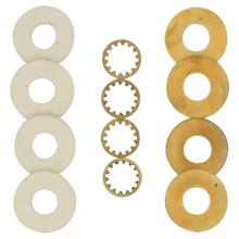 Satco Products Inc. S70/155 - Washers; 12 Assorted