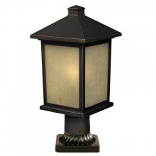 Z-Lite 507PHM-ORB-PM - Outdoor Post Light