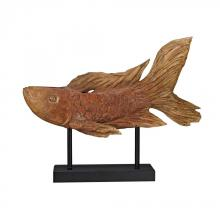 Guild Masters (Stocking) 2182-031 - Ryukyu Fish Sculpture