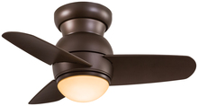 "Minka-Aire F510-ORB - Spacesaver - Flush Mount 26"" - Oil Rubbed Bronze"