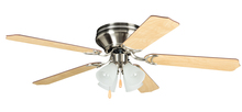 Ellington Fan BRC52BNK5C - Ceiling Fan with blades included