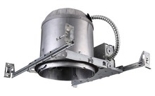 "Elegant ICAT6N-E26 - 6"" Line Voltage New construction IC Airtight Housing"
