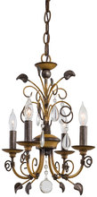 Minka-Lavery 3127-126 - Mini Chandeliers 2005 New Mini Chand