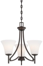 Minka-Lavery 4933-281 - 3 LIGHT MINI CH