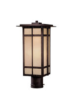 Minka-Lavery 71195-a357-pl - 1 Light Post Mount