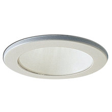 Nora NS-46 - Specular White Reflector, White Metal Ring