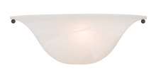 Livex Lighting 42700-99 - 1 Light BZ & BN Wall Sconce