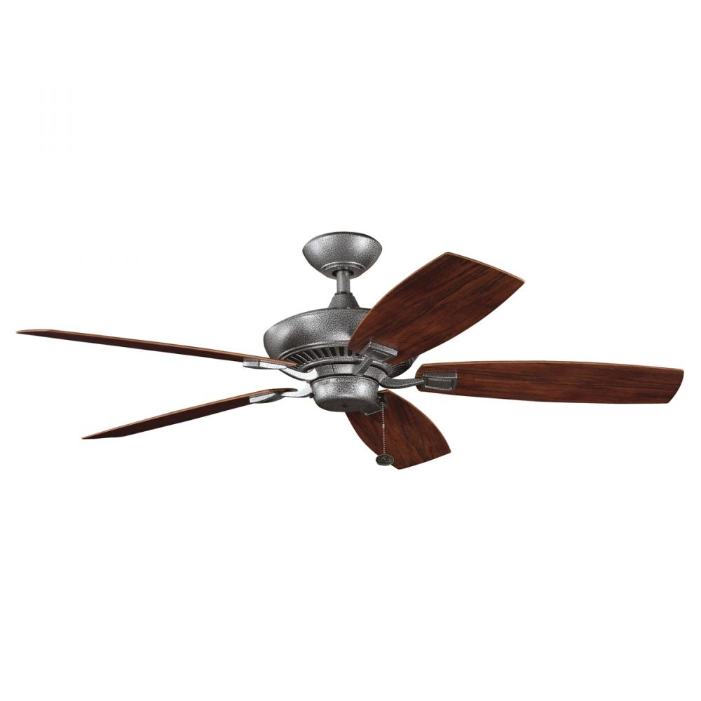 Village Lighting in Bellingham, Washington, United States,  L2FH7, 52 Inch Canfield Patio Fan, Canfield Patio