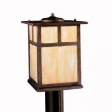 Kichler 9953CV - Outdoor Post Mt 1Lt