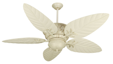 "Craftmade K10248 - Pavilion 52"" Ceiling Fan Kit in Antique White Distressed"