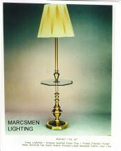 Marcsmen Lighting 1516HGT - Floor Lamp