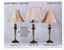 Marcsmen Lighting T446 - Table Lamp