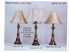 Marcsmen Lighting T452 - Table Lamp