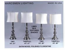 Marcsmen Lighting T461 - Table Lamp