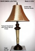 Marcsmen Lighting T490 - Table Lamp