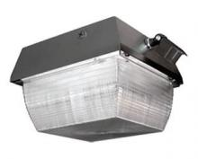 "RAB Lighting VAN5F84MS - VANDALPROOF 12"" X 12"" CEILING 2 X 42W CFL 120V + SENSOR BRZ"