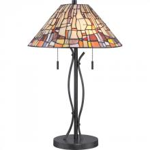 Quoizel TF1693TVK - Tiffany Table Lamp