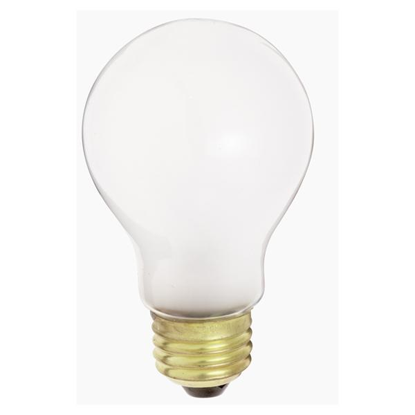 60 Watt Incandescent General Service High Voltage Lamp