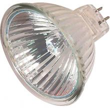 Satco Products Inc. S2630/OS - 20 watt; Halogen; MR16; 4000 Average rated Hours; Miniature 2 Pin Round base; 12 volts