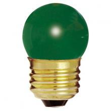 Satco Products Inc. S3609 - 7.5 Watt Incandescent Indicator And Sign Lamp