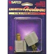Satco Products Inc. S70/577 - 2/3 TO 2 PLUG ADAPTERS
