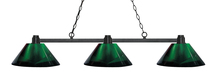Z-Lite 314BRZ-ARG - 3 Light Island/Billiard Light