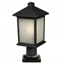 Z-Lite 507PHM-BK-PM - Outdoor Post Light