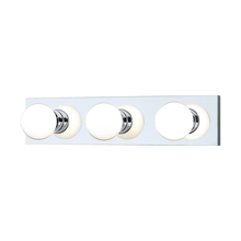 Thomas SL74134 - VANITY STRIPS wall lamp Chrome 3x100W