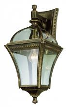 "Trans Globe 5084 RT - Washington 19"" Wall Lantern"