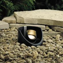 Kichler Landscape 15092BKT - In-Ground 1-Lt 12V