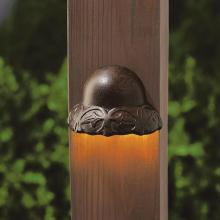 Kichler Landscape 15750TZT27R - Led Deck Light