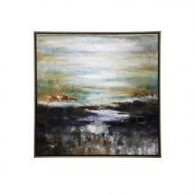 Stylecraft Home Collection WI32743 - Contemporary Oil on Canvas