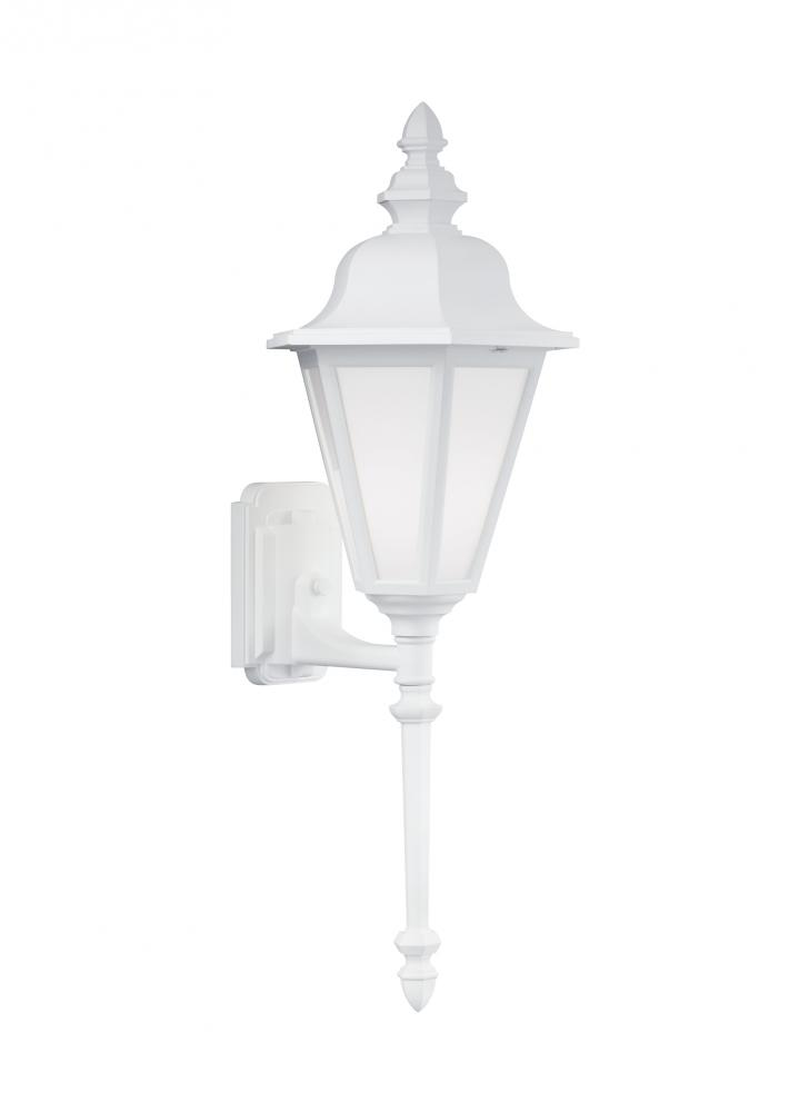 Village Lighting in Bellingham, Washington, United States,  9NAA4, Large One Light Outdoor Wall Lantern, Brentwood
