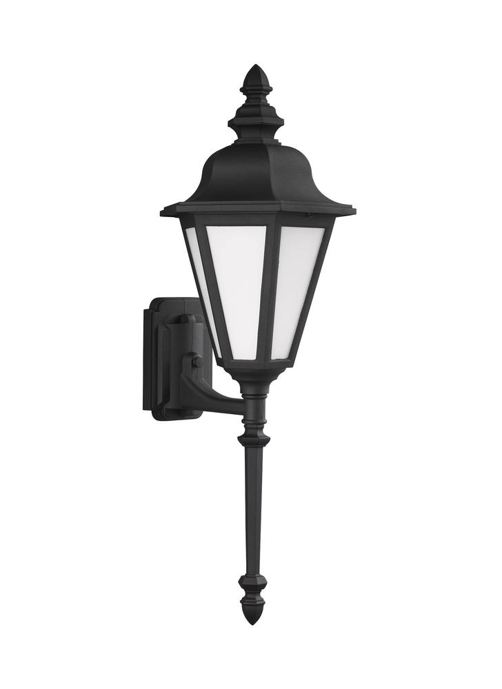 Village Lighting in Bellingham, Washington, United States,  9NF8K, Large One Light Outdoor Wall Lantern, Brentwood