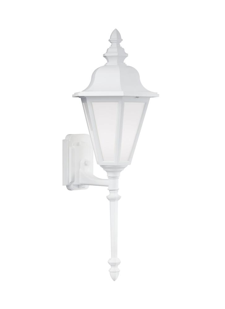 Village Lighting in Bellingham, Washington, United States,  9NF8L, Large One Light Outdoor Wall Lantern, Brentwood