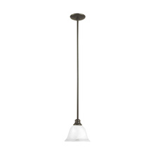 Sea Gull 61940-782 - One Light Mini-Pendant