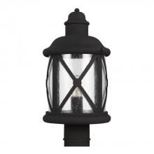 Sea Gull 8221401-12 - One Light Outdoor Post Lantern