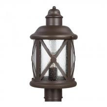 Sea Gull 8221401-71 - One Light Outdoor Post Lantern