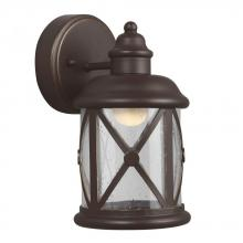 Sea Gull 8521492S-71 - Small LED Outdoor Wall Lantern