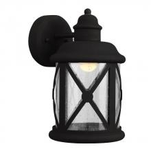 Sea Gull 8621492S-12 - Medium LED Outdoor Wall Lantern