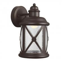 Sea Gull 8621492S-71 - Medium LED Outdoor Wall Lantern