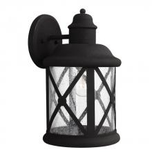Sea Gull 8721401-12 - Large One Light Outdoor Wall Lantern