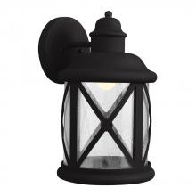 Sea Gull 8721492S-12 - Large LED Outdoor Wall Lantern