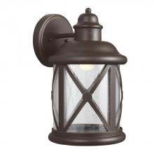 Sea Gull 8721492S-71 - Large LED Outdoor Wall Lantern