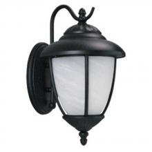 Sea Gull 89250BLE-12 - One Light Outdoor Wall Lantern
