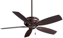 "Minka-Aire F614-DBB - Timeless 54"" - Dark Brushed Bronze"